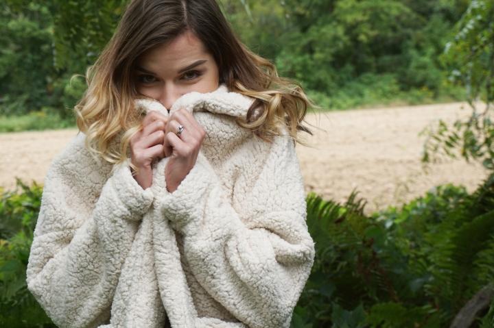 Fall Fashion Staple: SherpaJacket